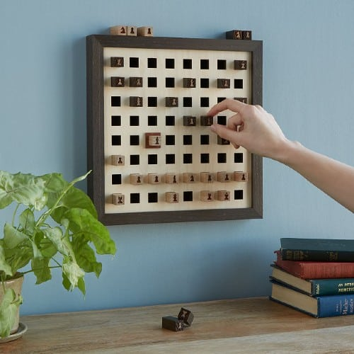 Wall Hanging Long Game Chess Board