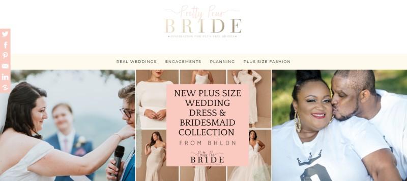 pretty pear bride home page