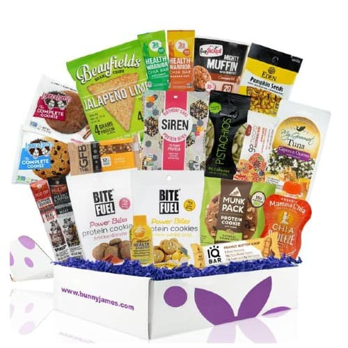 High Protein Fitness Lovers Gift Box