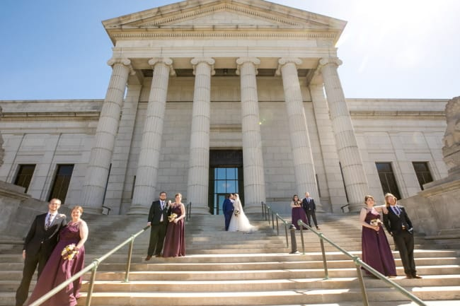 Minneapolis Institute of Art Wedding Feature