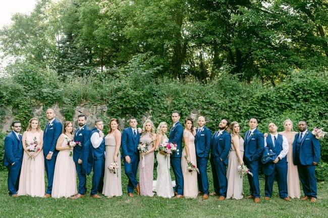Private Estate Wedding Feature