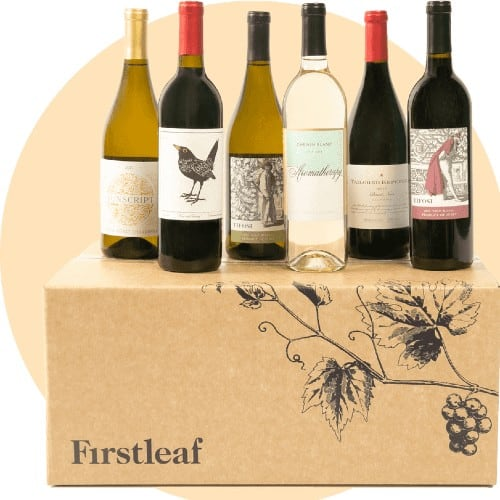 Firstleaf wine subscription box