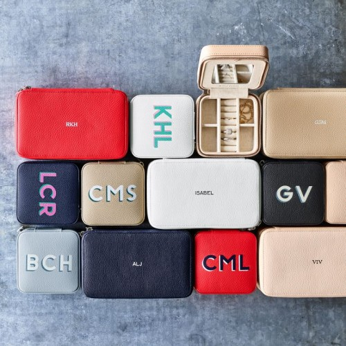 personalized jewelry cases