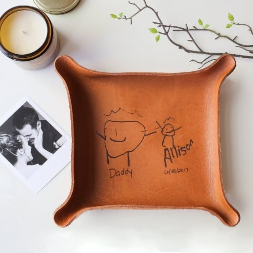 Kids Drawing Valet Tray