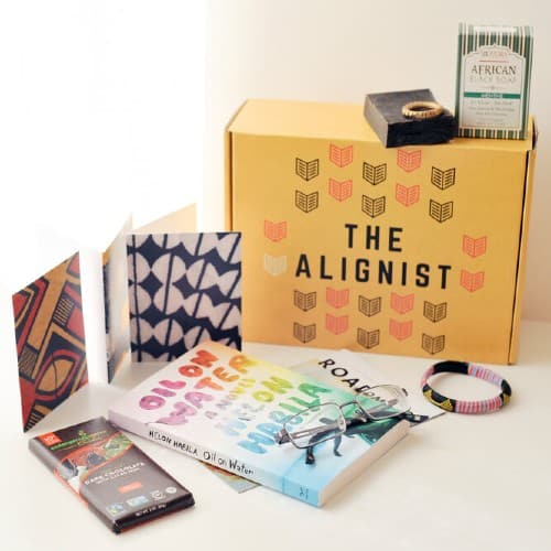 The Alignist Book subscription Club