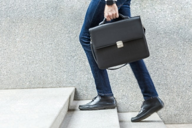 best leather briefcases