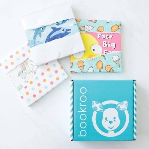 Bookroo book subscription box