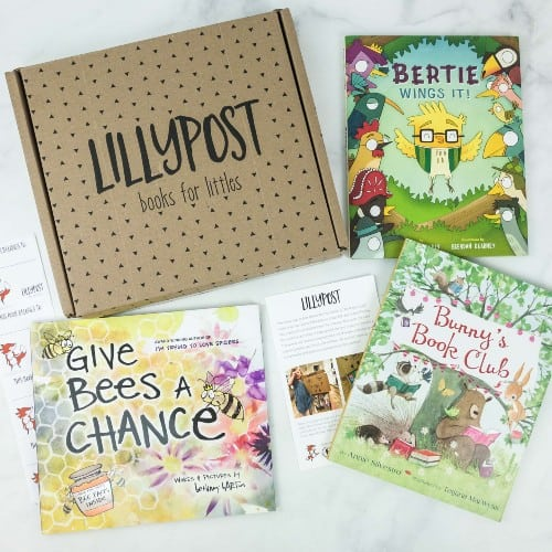 Kids Book Club Subscription
