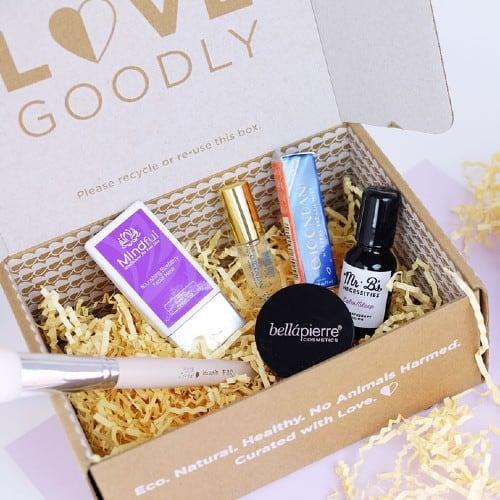 Love Goodly beauty subscription box