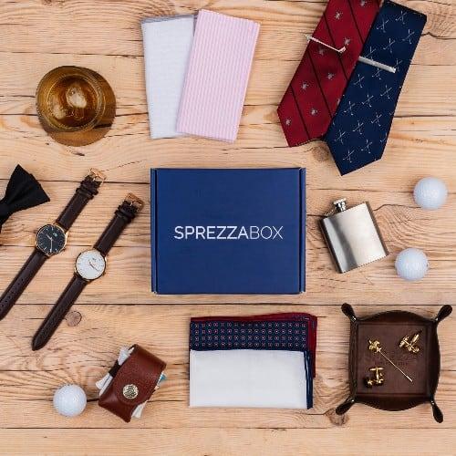 Men's Fashion & Grooming Box