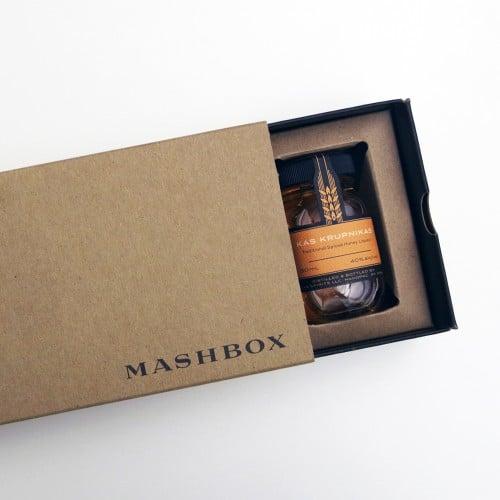 Mashbox Craft Spirits Of The Month Club