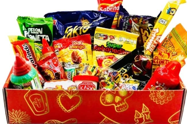 Mexican Snack Subscription Box
