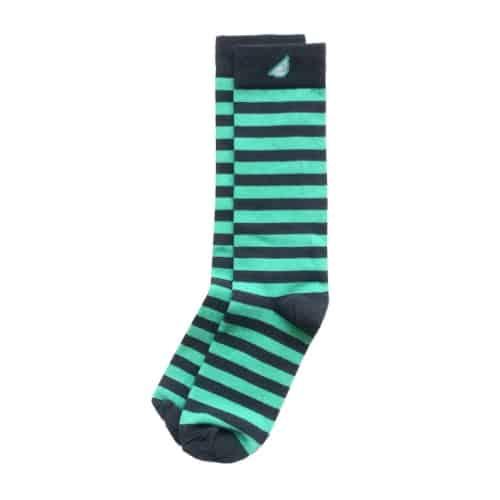 striped men's socks