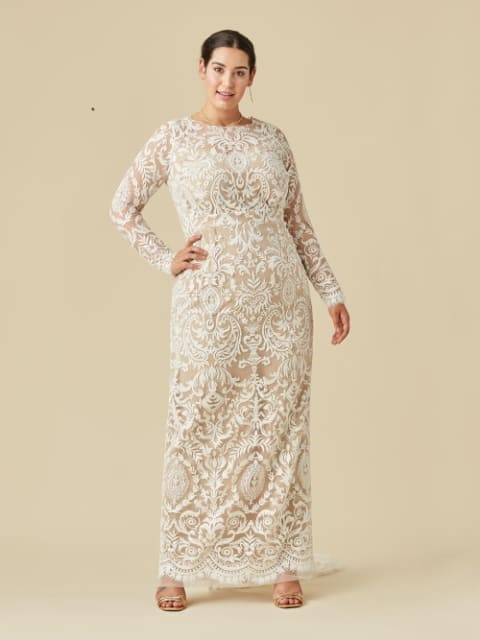 zola wedding dress