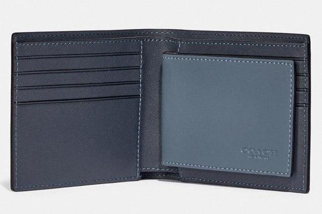 Coach 3-in-1 Colorblock Wallet