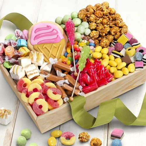 Candy Craves Tray