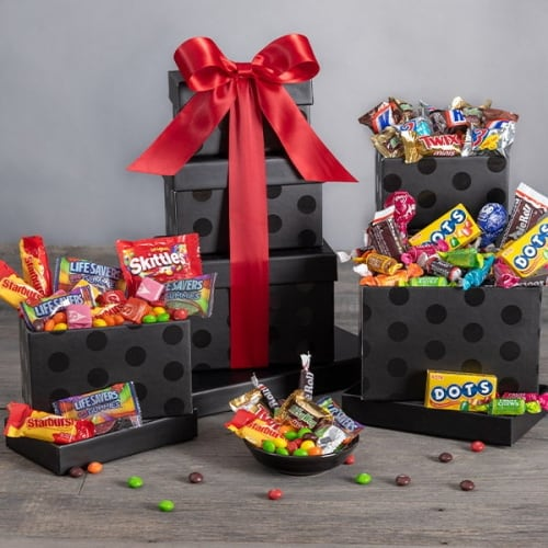Candy Stash Tower