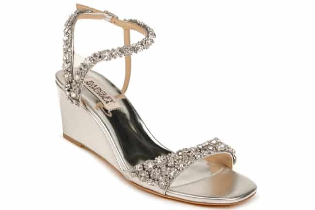 badgley mischka gali sandal